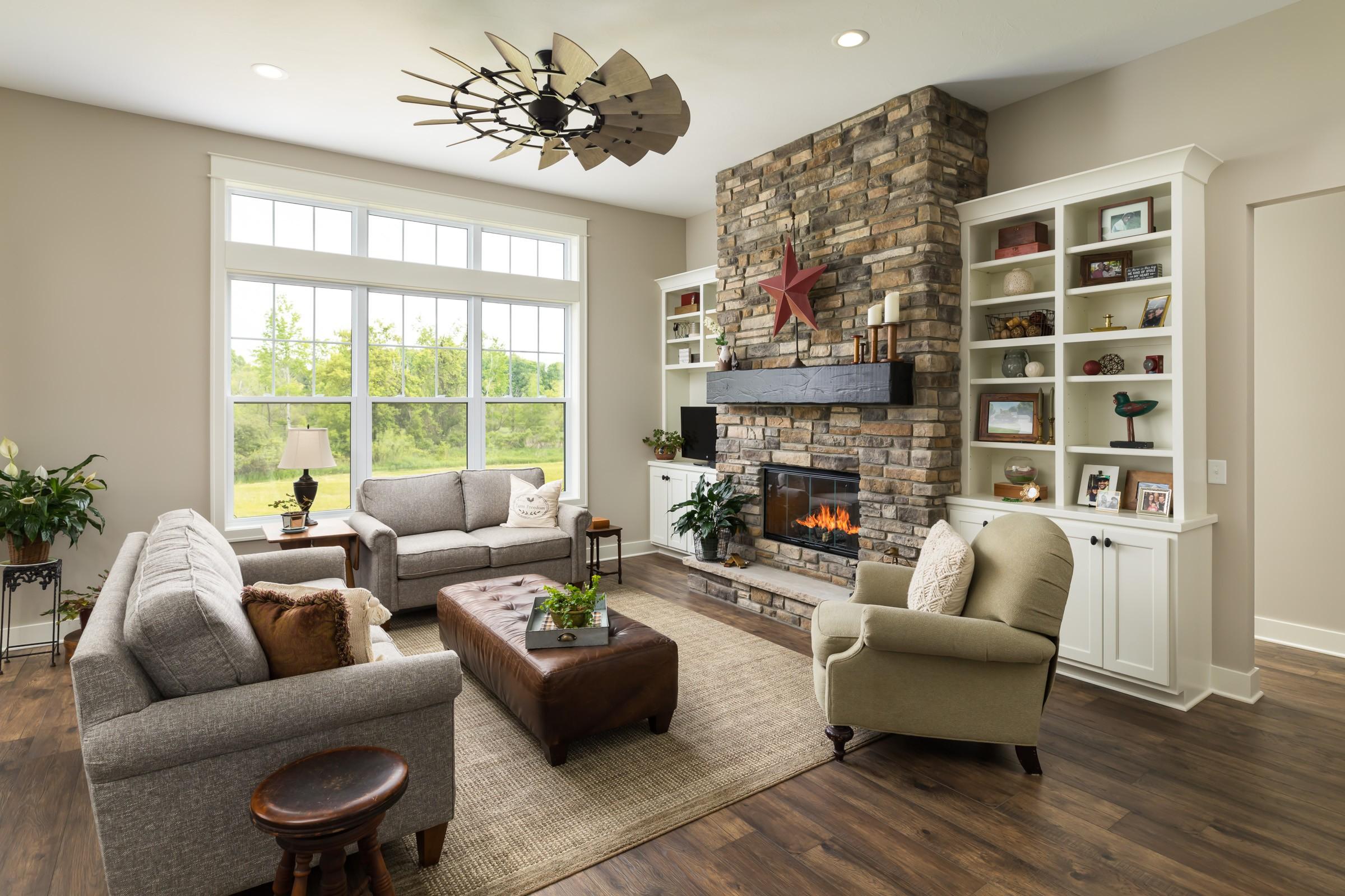 75 Beautiful Laminate Floor Living Room, Laminate Flooring Living Room