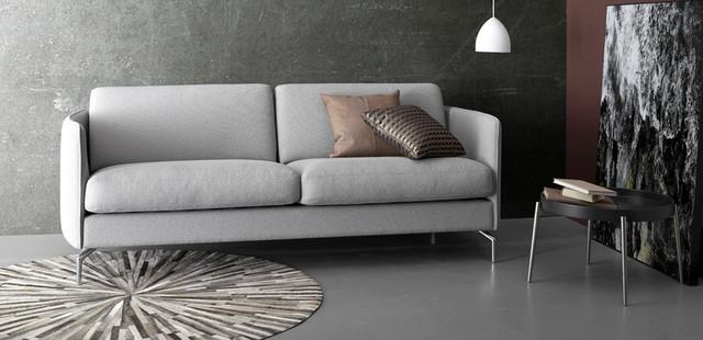 the osaka sofa contemporary living room london by boconcept london. Black Bedroom Furniture Sets. Home Design Ideas