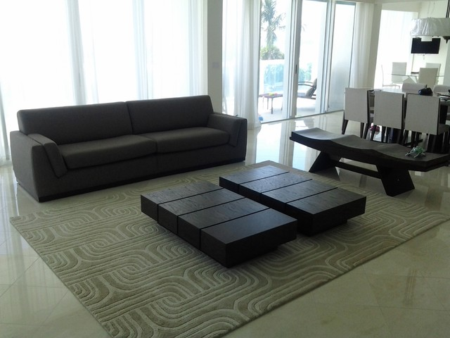 the palace in bal harbour contemporary living room