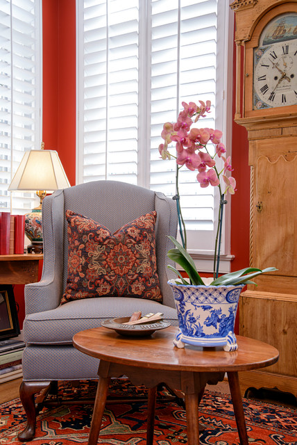 The Plains Va Traditional Living Room Dc Metro By