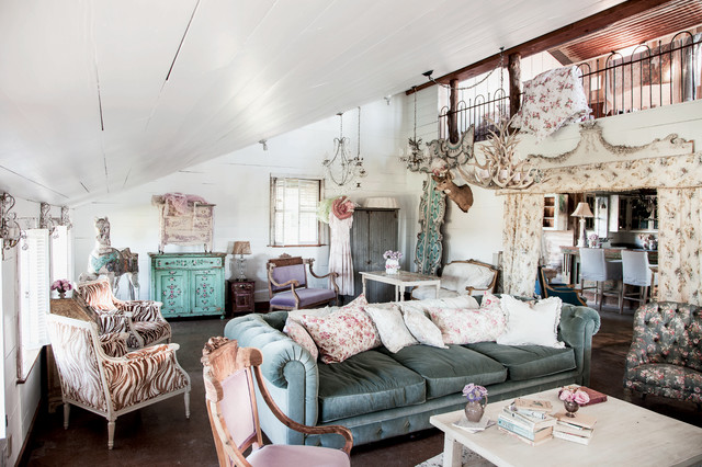 The Prairie By Rachel Ashwell Shabby Chic Style Living Room