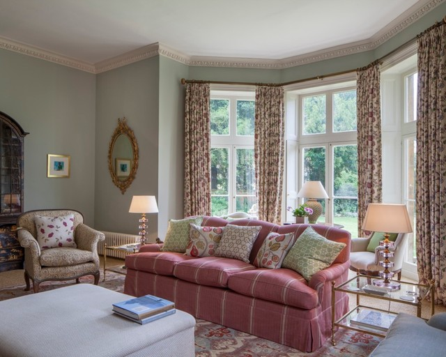 the reconstructed and refurbish sitting room country livingroom johnston