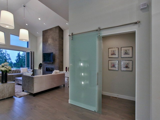 The Reserve at Cooper Mountain Custom Home contemporary-closet
