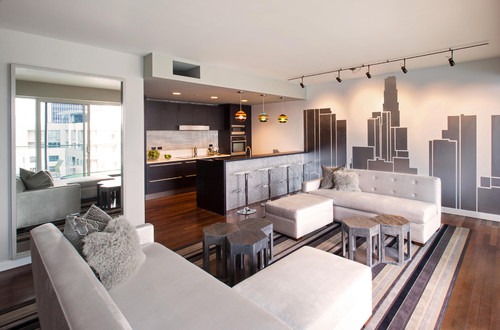 The Residences @ W Hollywood: Penthouse Suite