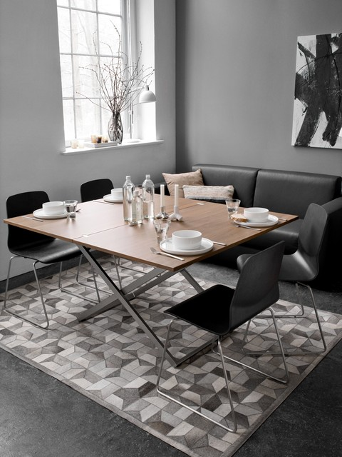 The Contemporain Par Rubi Boconcept Table Londres London Salon Lq34Rcj5A