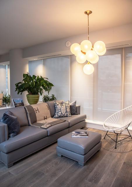 The Shangri La Residence living-room