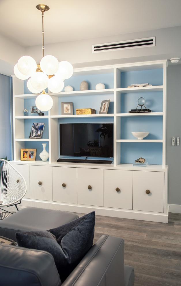 Inspiration for a huge living room remodel in Toronto