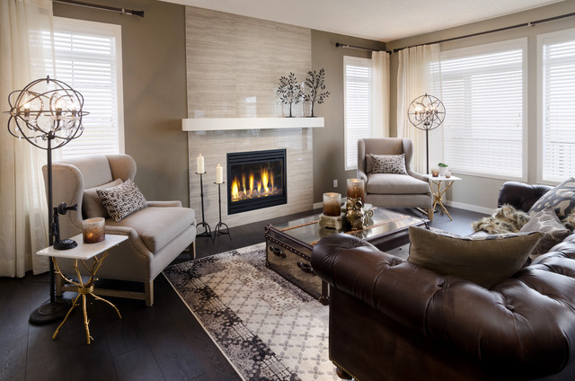 The Sierra Showhome Calgary Alberta