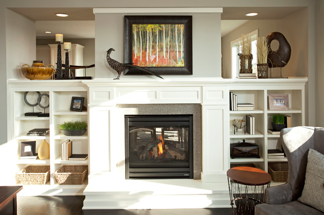 The Summerlyn   Plymouth Showcase Model Traditional Living Room Part 47