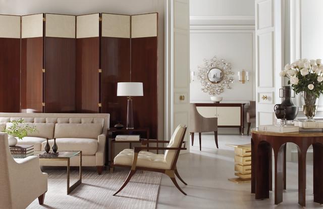 The Thomas Pheasant Collection Baker Furnituremodern Living Room Milwaukee