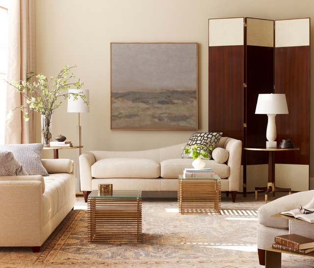 The Thomas Pheasant Collection Contemporary Living