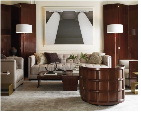 The Thomas Pheasant Collection modern-living-room