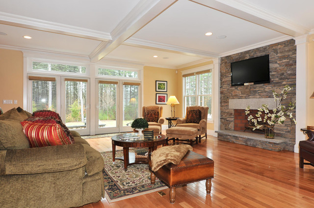 The Walsh Team - SOLD traditional-living-room