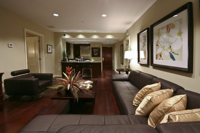 The Westin Hotel Residences Huntsville Alabama Eclectic Living Room Other Metro By
