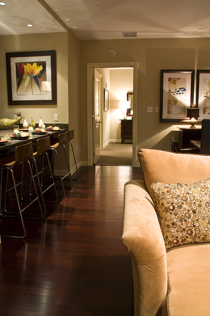 The Westin Hotel Residences Huntsville Alabama Eclectic Living Room