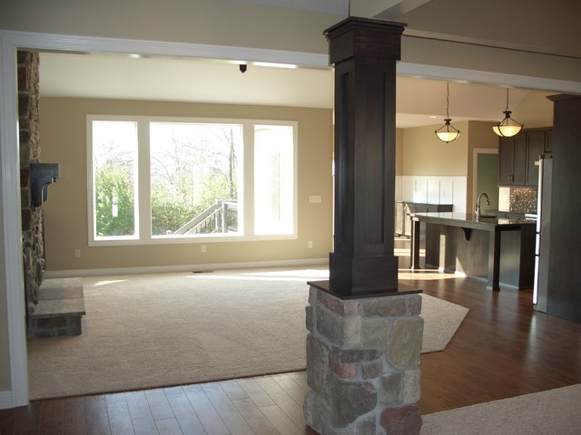 The Witte living-room
