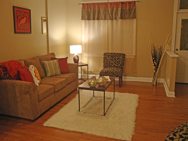 Thompson eclectic-living-room