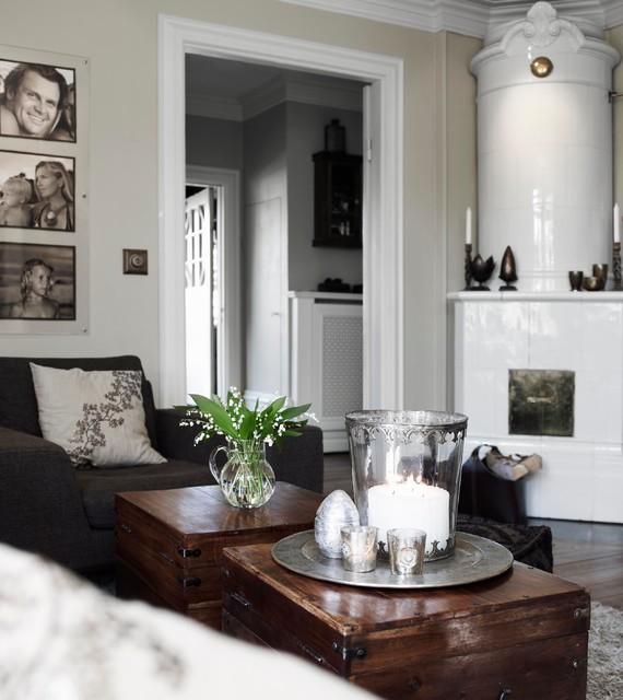 Tillbyggnad och inredning av villa i Nationalromantisk stil ...
