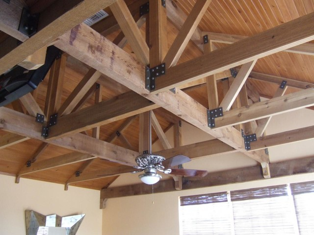 Timber Frame Ceiling