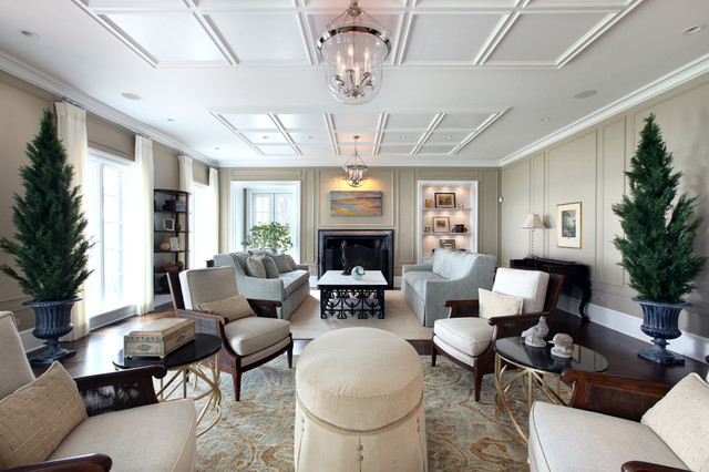 Timeless and True traditional-living-room