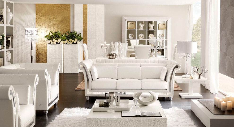 Timeless elegance in the space of Living