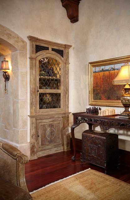 Timeless Tudor Estate traditional-living-room