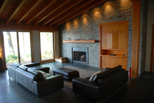 Tofino Home contemporary-living-room