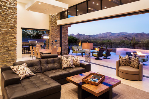 any advice on retractable glass walls in phoenix?