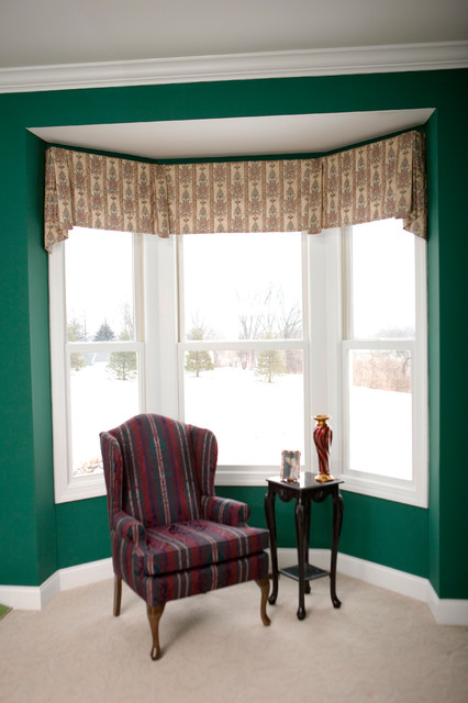 Top Treatments Transitional Living Room Cincinnati By Exciting Window