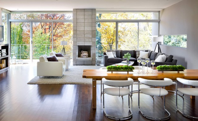 Fine Toronto Home Magazine Editorial Modern Living Room Toronto Largest Home Design Picture Inspirations Pitcheantrous