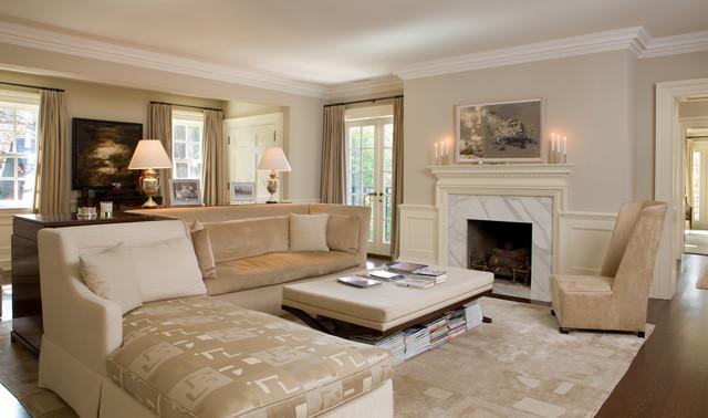 Toronto Restoration - Traditional - Living Room - Toronto - by ...