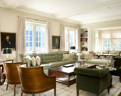 Toronto Restoration traditional-living-room