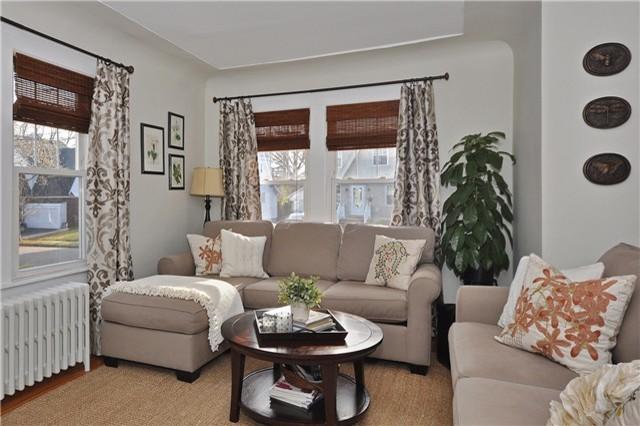 Torres Living Room Redesign Transitional