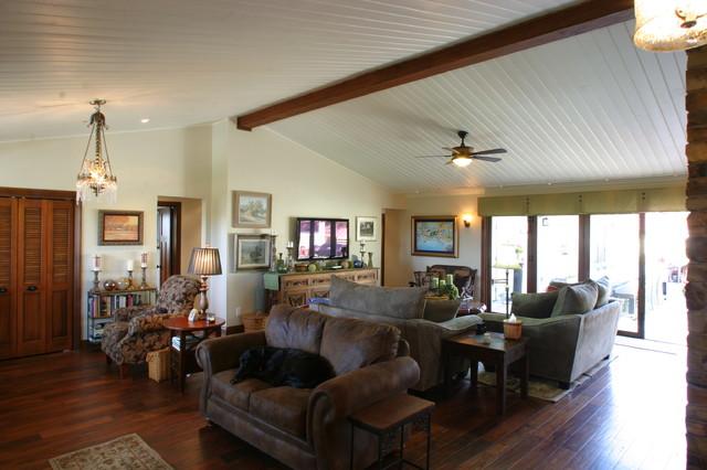 Torrey View, Del Mar contemporary-living-room