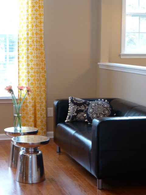 Townhouse Living Room Design: Townhouse Interior Design Consulting Process