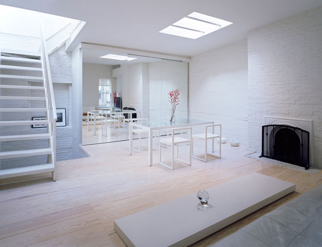 townhouse modern-living-room