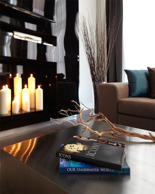 Toy Factory Loft Living Room Interior Design Toronto
