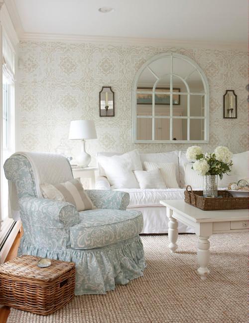 Tracey Rapisardi Design - Classic Summer House