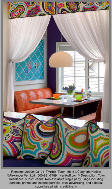 Tracy Murdock eclectic-living-room