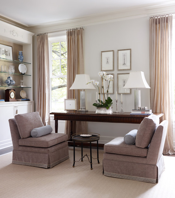 Houzz Living Rooms Traditional: Traditional Addition