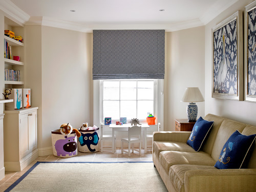 Photo By Claregaskin.com U2013 Search Traditional Living Room Pictures. By  Starting With Organizing Their Toys ...