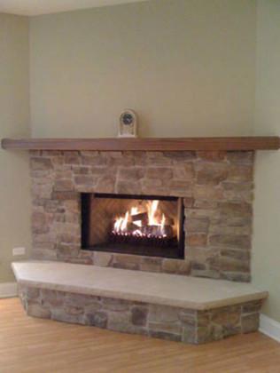 Traditional Fireplace Traditional Fireplaces