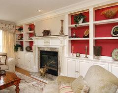 Traditional Living Room traditional-living-room