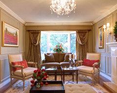 Campbleville Home traditional-living-room