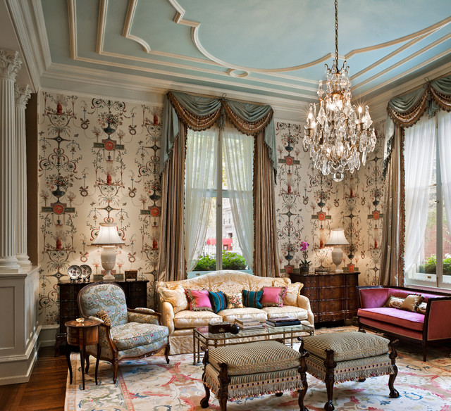 Houzz Living Rooms Traditional: Traditional Living Room