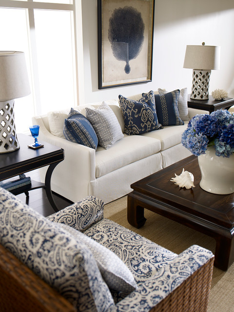 Lovely living rooms traditional living room other for Ethan allen living room designs