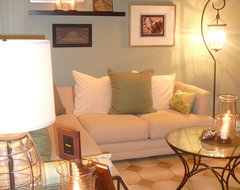 Miami Living Room ReStyle traditional-living-room