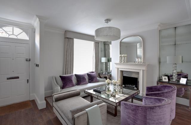 Kensington Drawing Room traditional-living-room