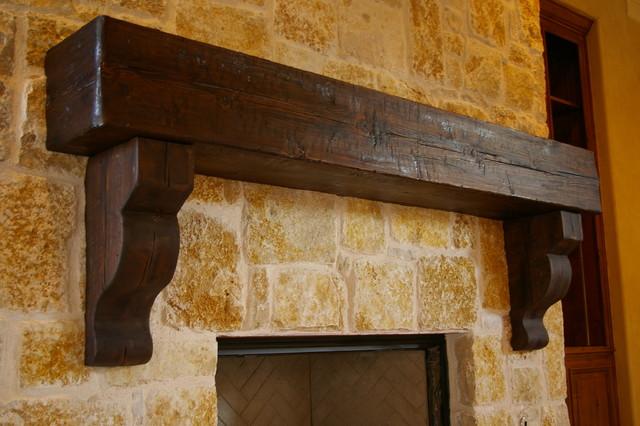 Example Of A Clic Living Room Design In Dallas