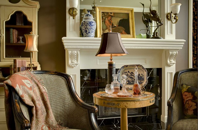 Traditional Living Room traditional-living-room